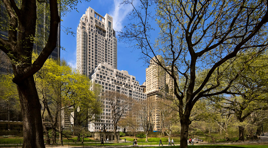 Robert A.M. Stern on 15 Central Park West