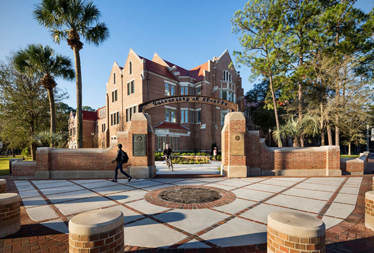 RAMSA's Heavener Hall at the University of Florida Honored with Beautification Award