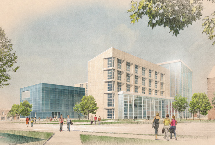 University of Nebraska-Lincoln Breaks Ground on College of Business Administration Building