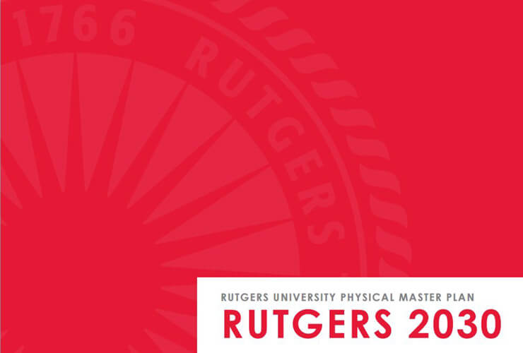 Rutgers Approves Master Plan