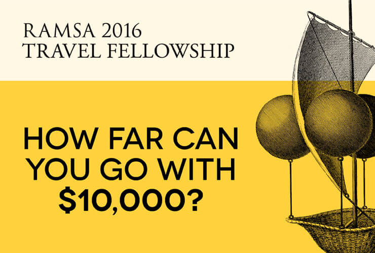 RAMSA Announces 2016 Travel Fellowship Call for Proposals