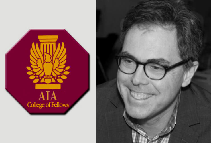 RAMSA Partner Alexander P. Lamis Elected to the AIA College of Fellows