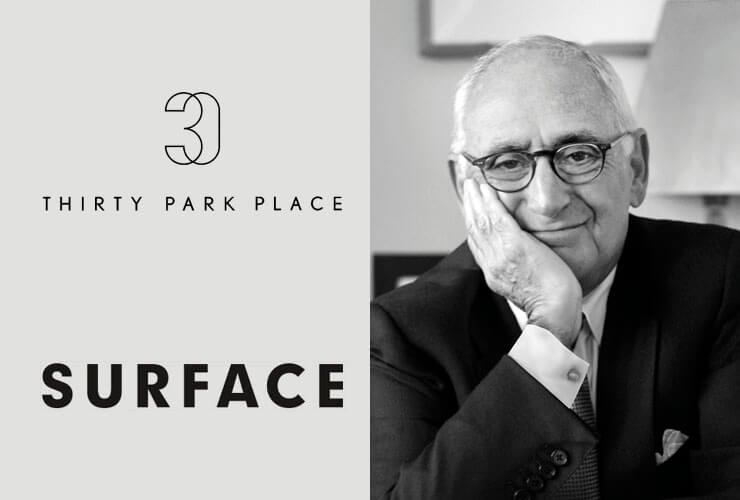 Robert A.M. Stern to Participate in Surface's Design Dialogue with Larry Silverstein