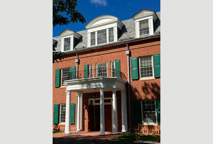The Hotchkiss School Dedicates Redlich Hall