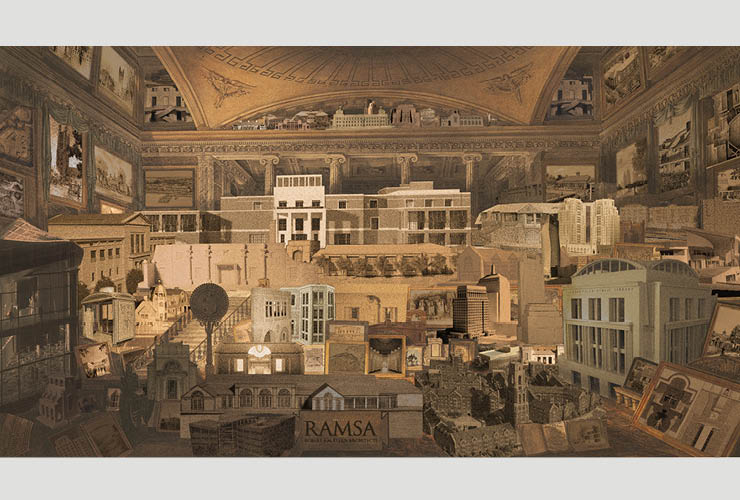 RAMSA Creates Homage to Sir John Soane