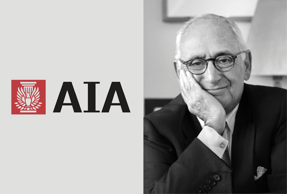 Topaz Medallion Honoree Robert A.M. Stern to speak at the 2017 AIA Conference on Architecture