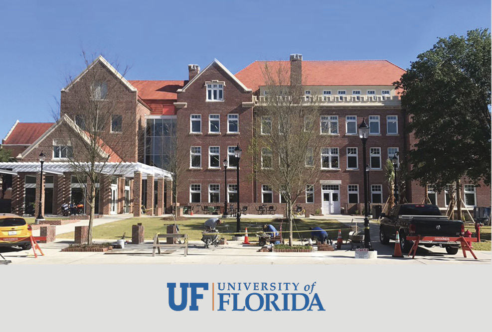 Newell Hall Opens at the University of Florida