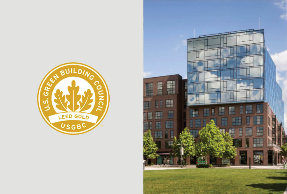 RAMSA's Arris Certified LEED Gold