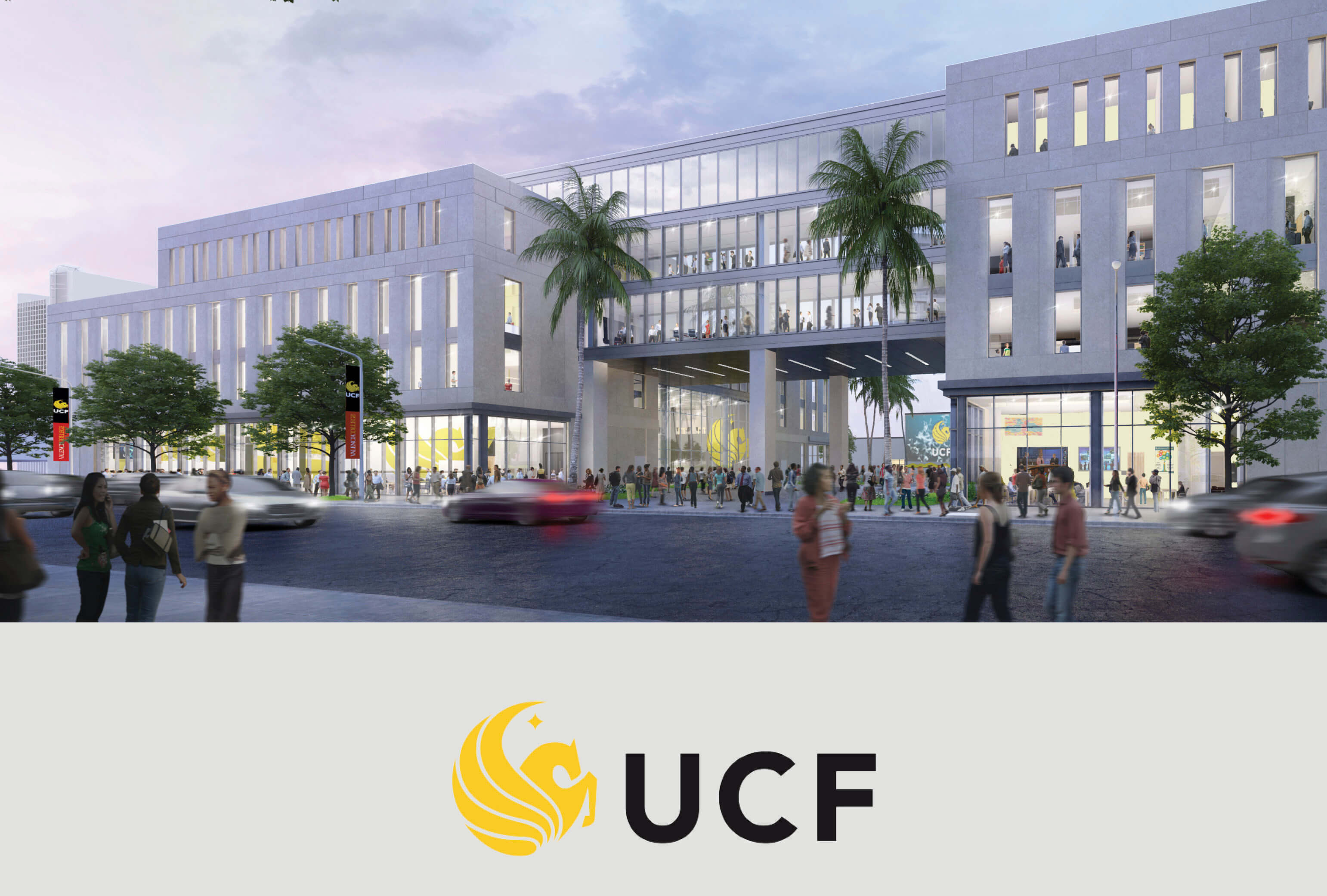 University of Central Florida Breaks Ground on New Downtown Campus