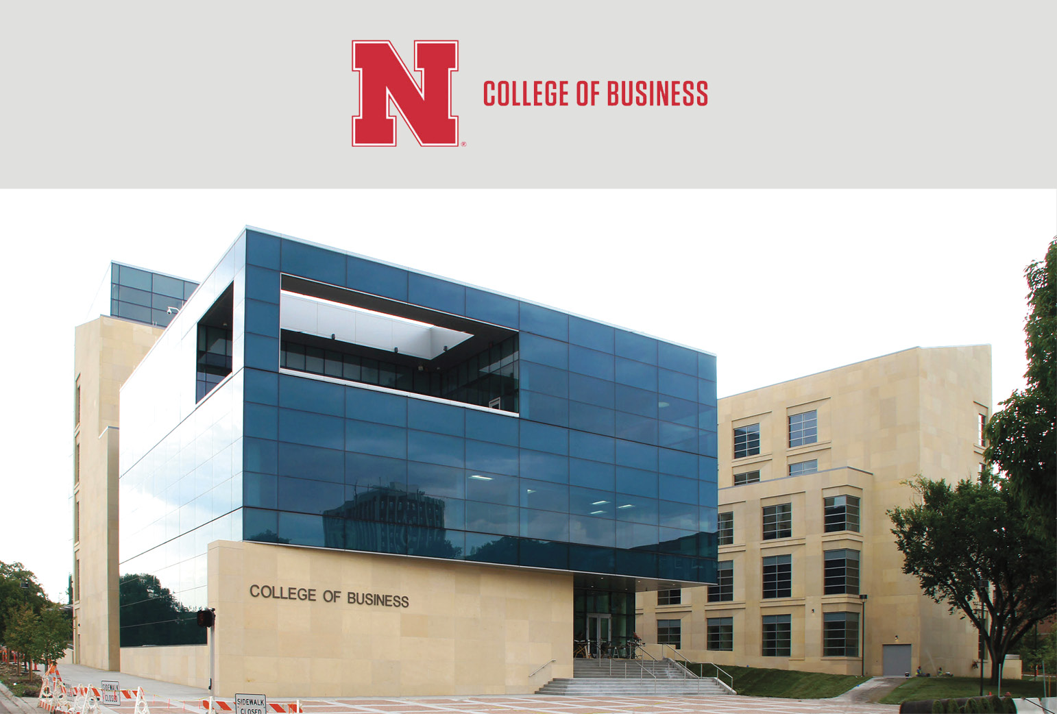 University of Nebraska Celebrates the Opening of Howard L. Hawks Hall