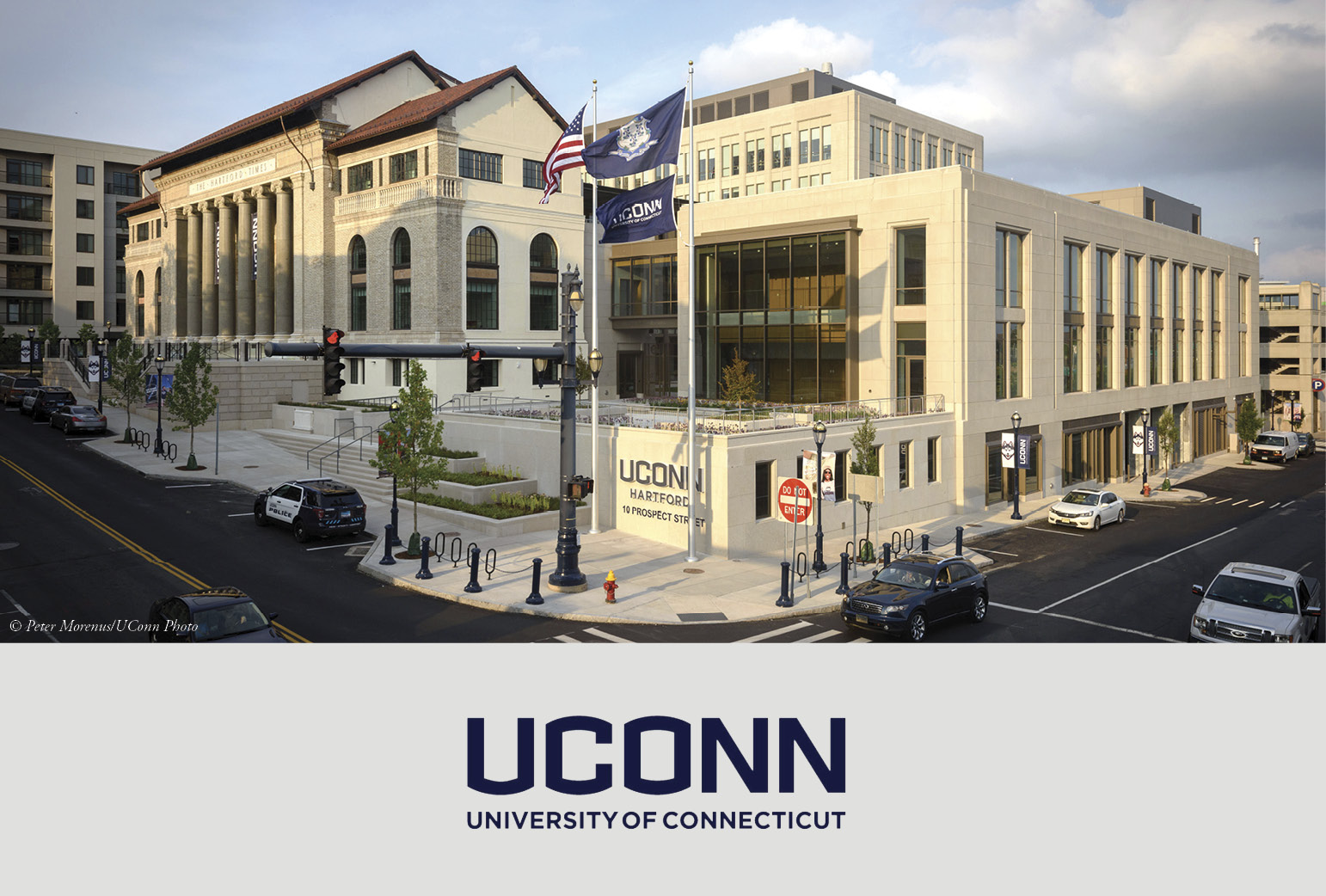 University of Connecticut Opens New Downtown Hartford Campus