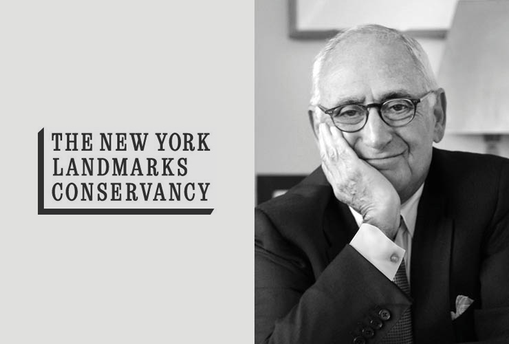 Robert A.M. Stern in Conversation with New York Landmarks Conservancy President Peg Breen