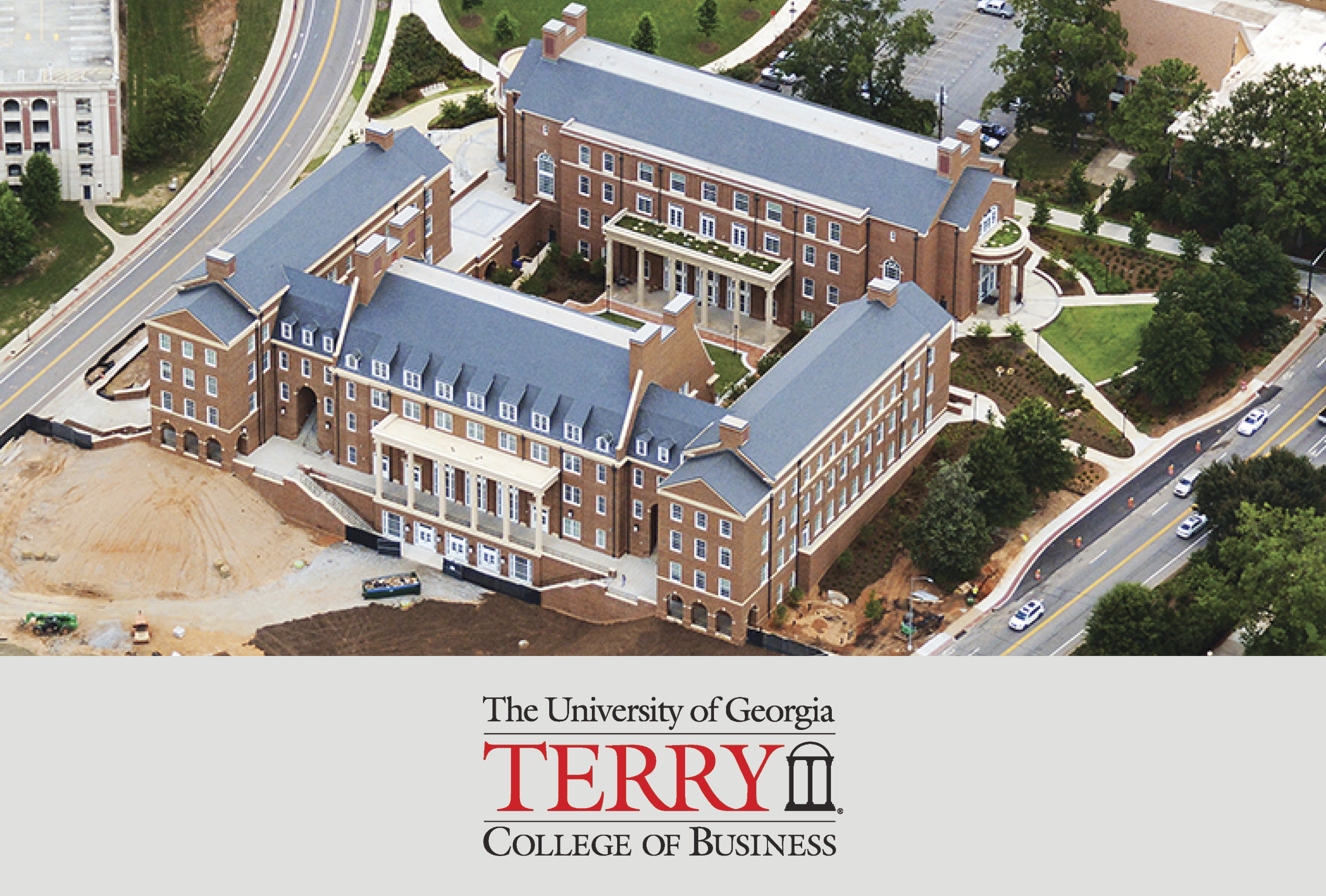 The University of Georgia Dedicates Phase II, Breaks Ground on Phase III of the Business Learning Community at the Terry College of Business