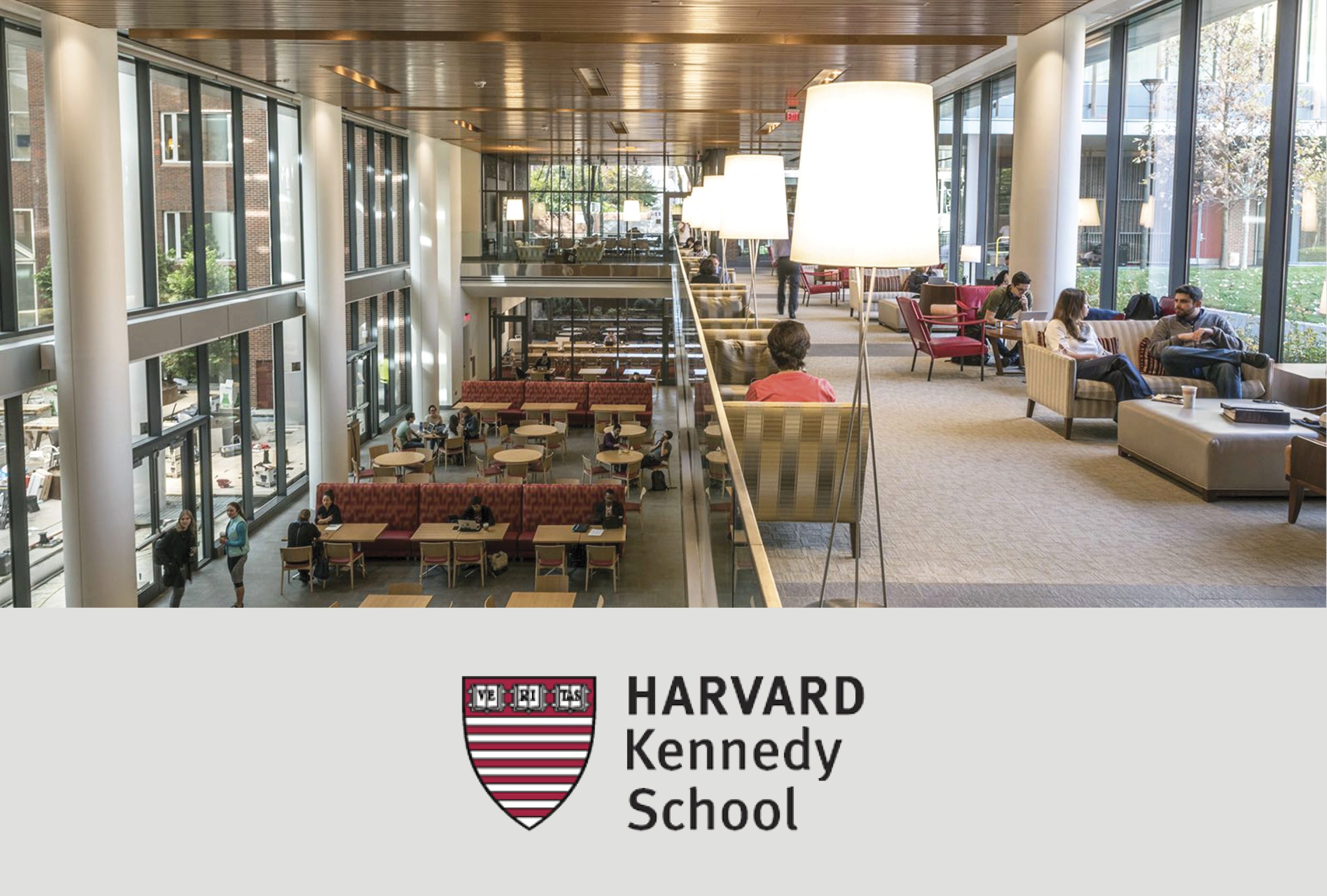 Harvard Kennedy School of Government Celebrates Newly Renovated Campus