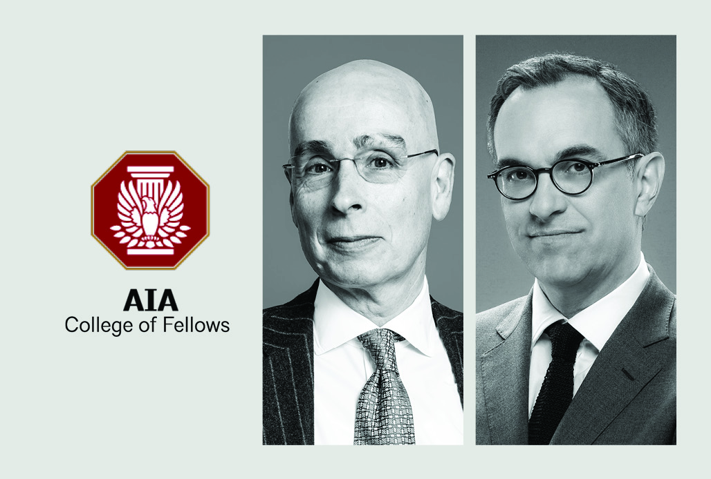 RAMSA Partners Paul L. Whalen and Graham S. Wyatt Elected to the AIA College of Fellows