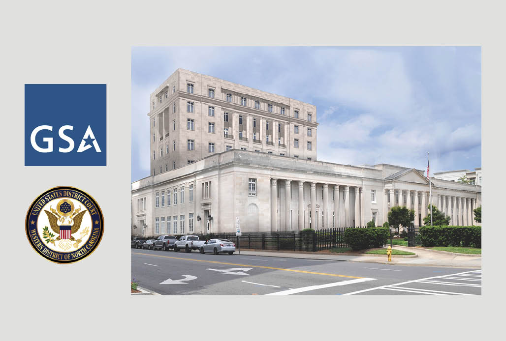 Groundbreaking Ceremony for the Charles R. Jonas Courthouse Annex