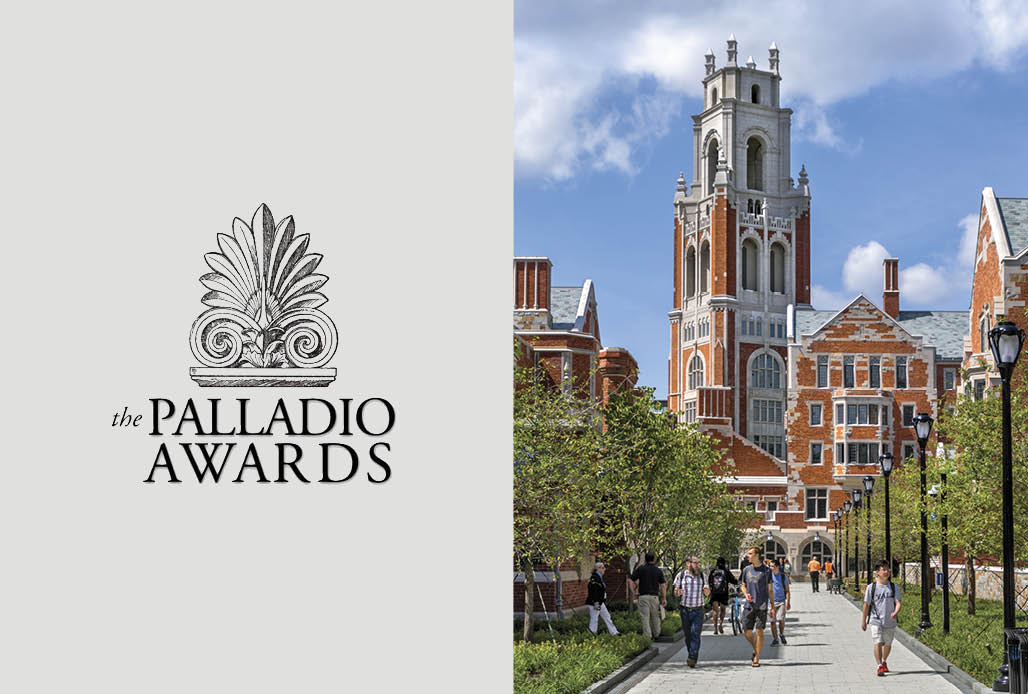 Yale Residential Colleges Win 2018 Palladio Award