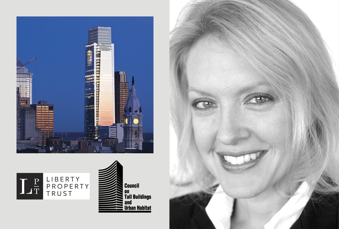 RAMSA Partner Meghan McDermott to Present Comcast Center for CTBUH 10-Year Award