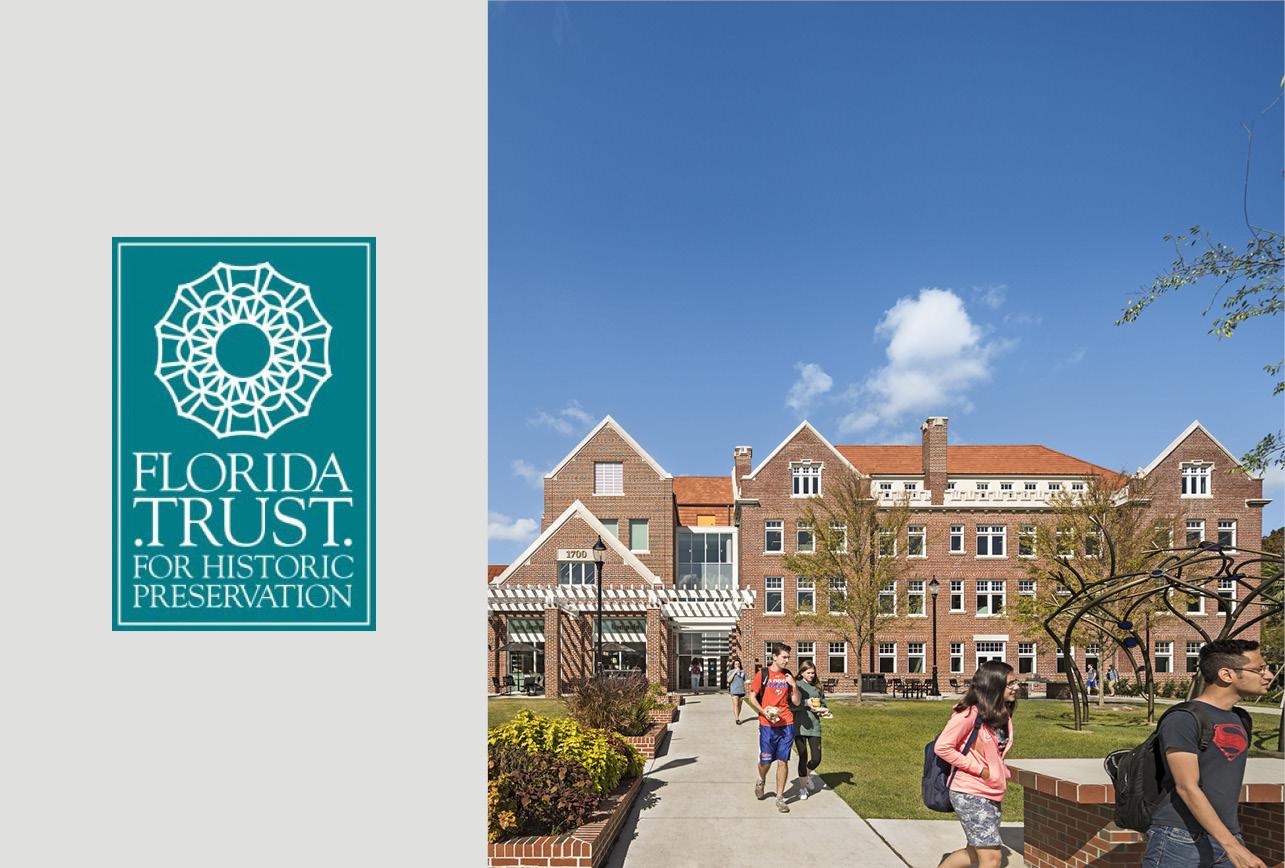 Newell Hall Wins 2018 Florida Trust Award