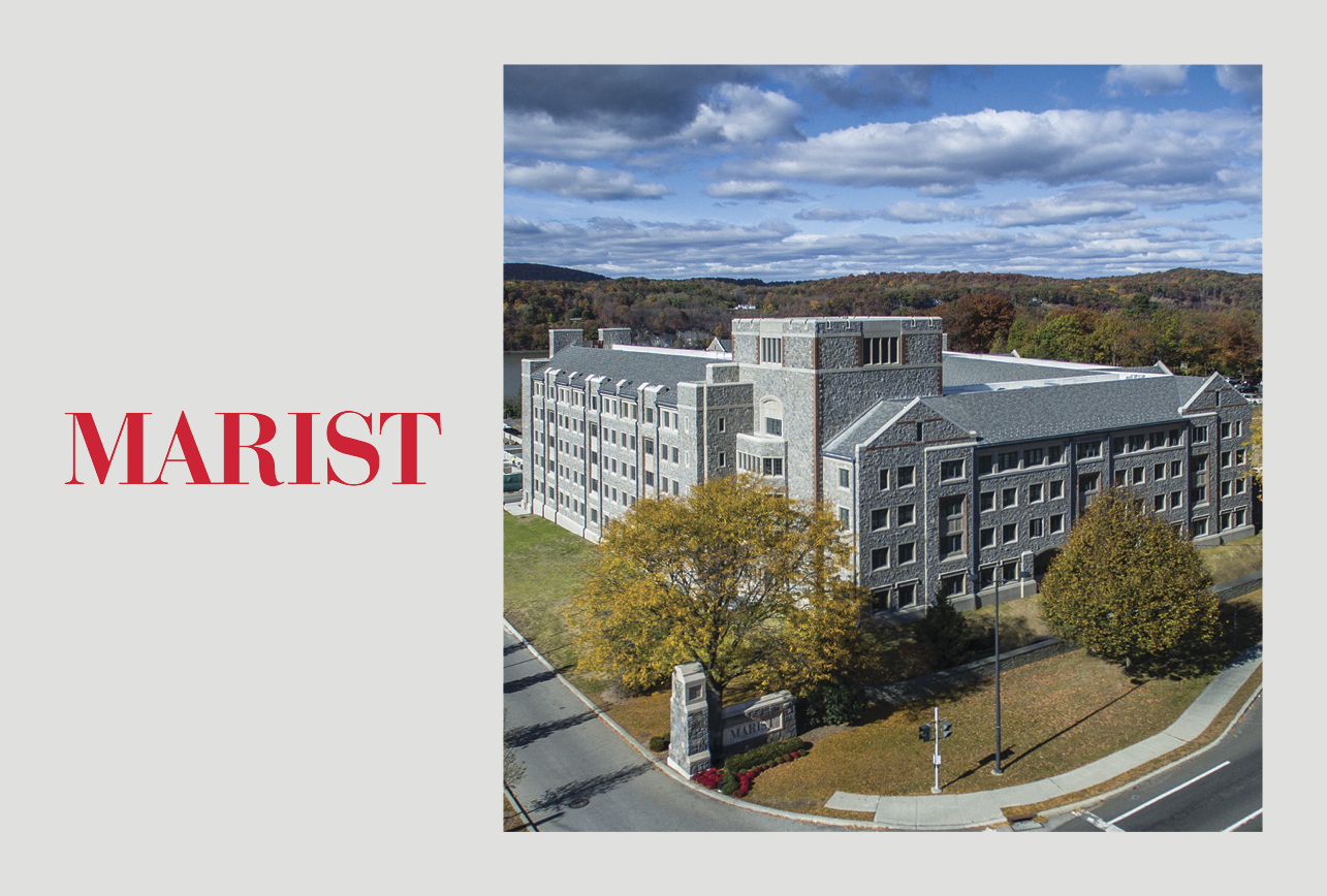 Marist College Celebrates the Dedication of Tom and Mary Ward Hall