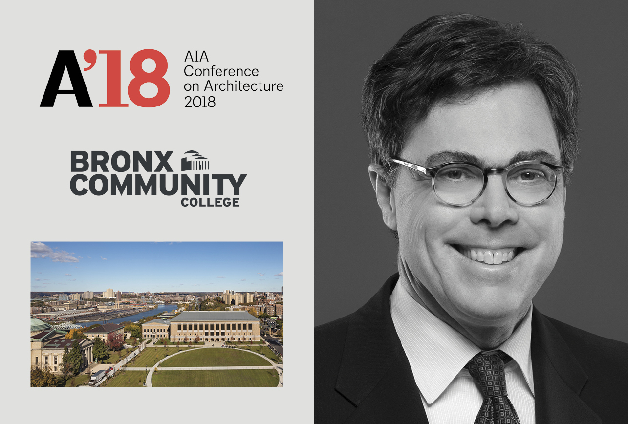 RAMSA Partner Alexander P. Lamis to Lead AIA Conference Tour at Bronx Community College