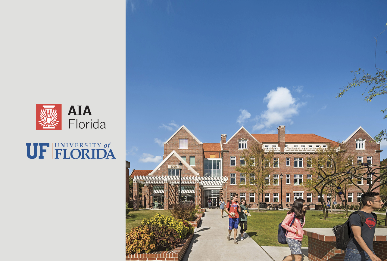 Newell Hall Wins 2018 AIA Florida/Caribbean Award