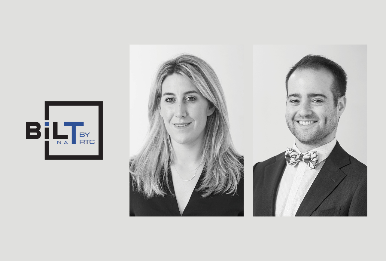 RAMSA's Georgina Harvey and Adam Lowenthal to Present at BiLT North America