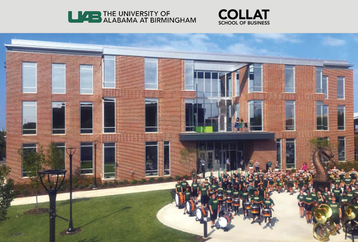 University of Alabama at Birmingham Celebrates the New Home of the Collat School of Business