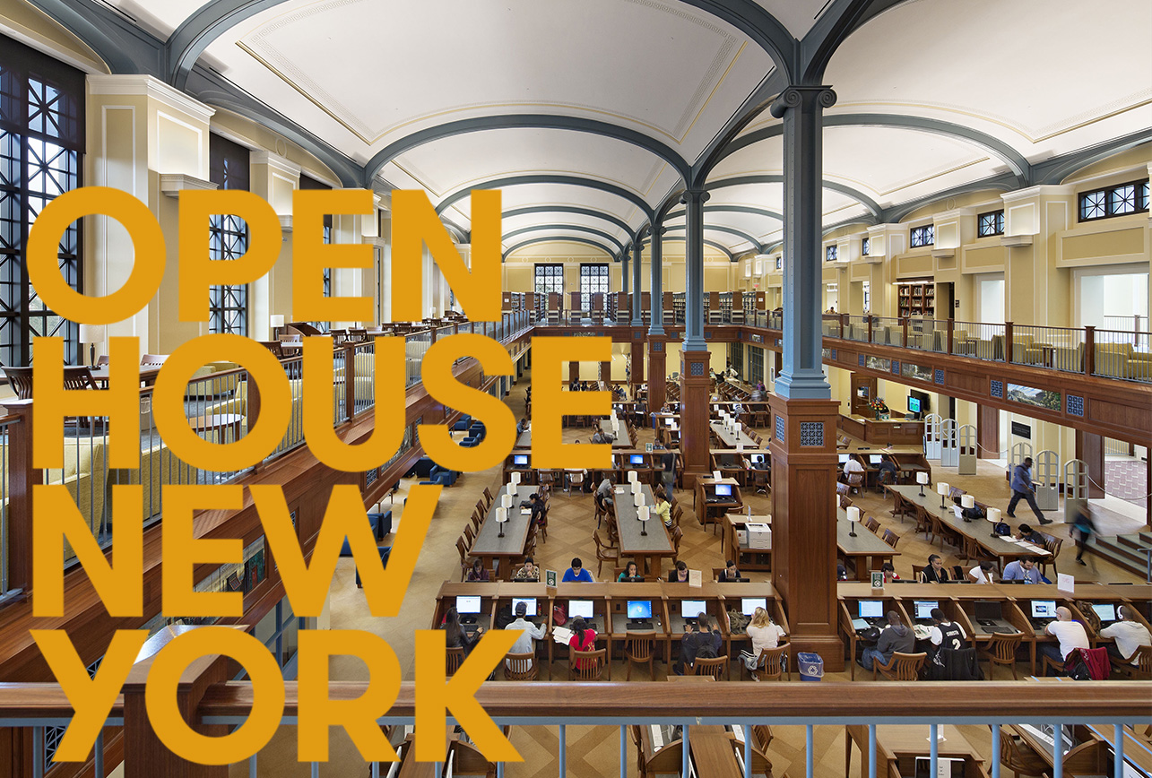 Open House New York to Tour Bronx Community College