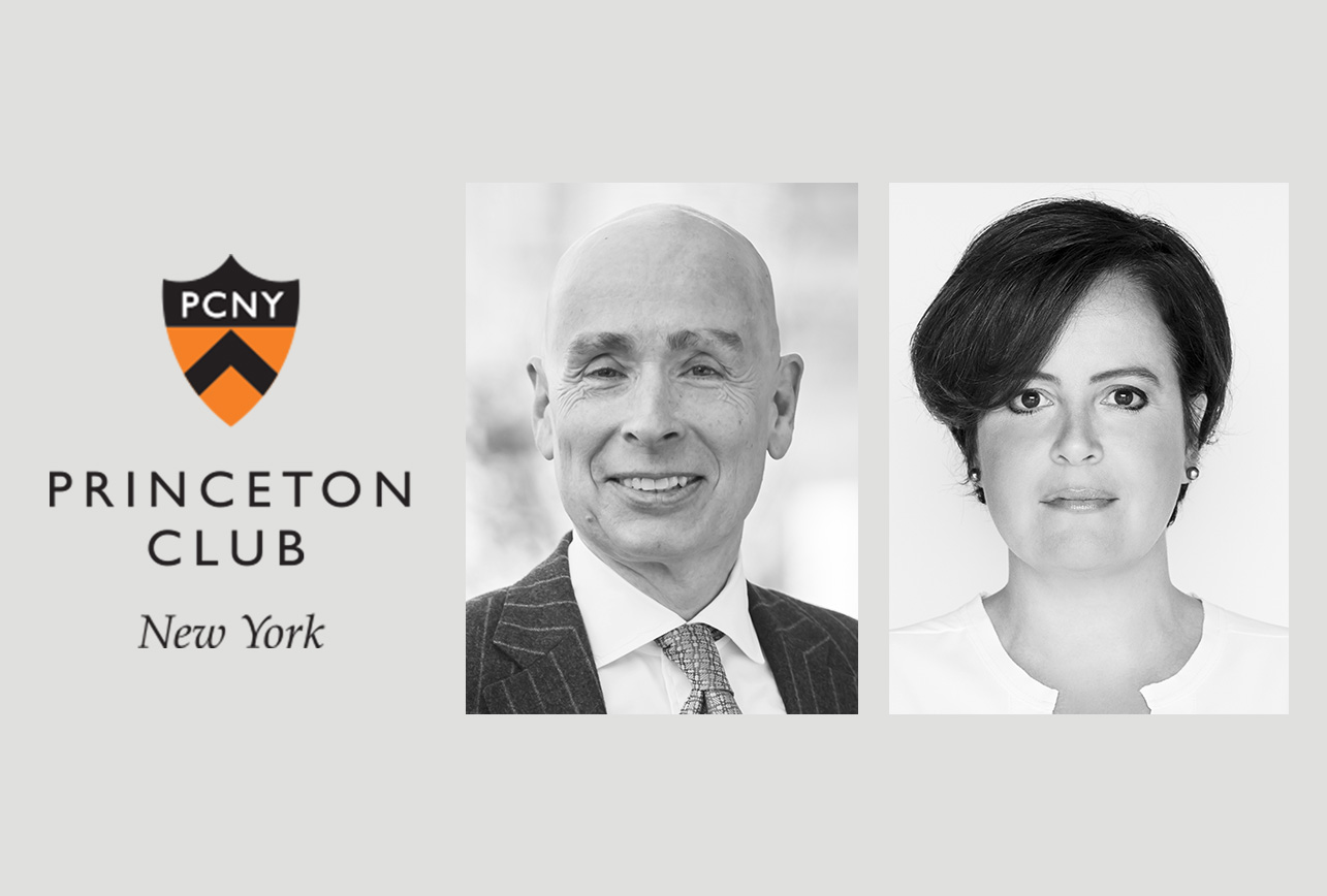 RAMSA Partners Graham Wyatt and Melissa Delvecchio to Present at the Princeton Club of New York