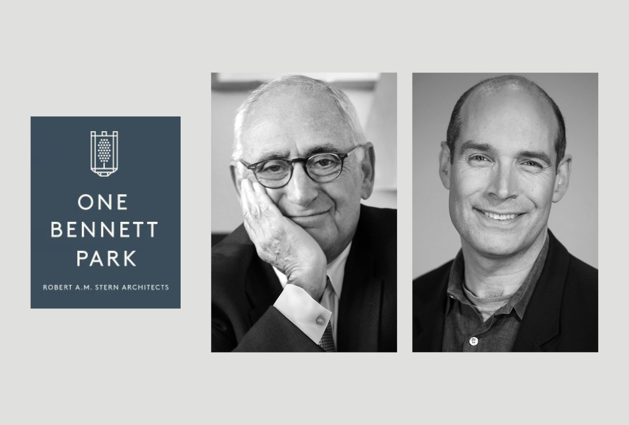 Robert A.M. Stern to Discuss One Bennett Park with Geoffrey Baer