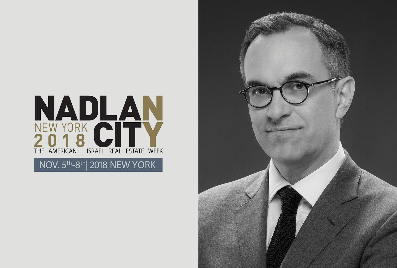 Paul Whalen to Speak at the Nadlan City NY Conference