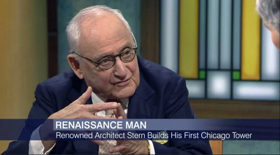 Robert A.M. Stern on Chicago Tonight