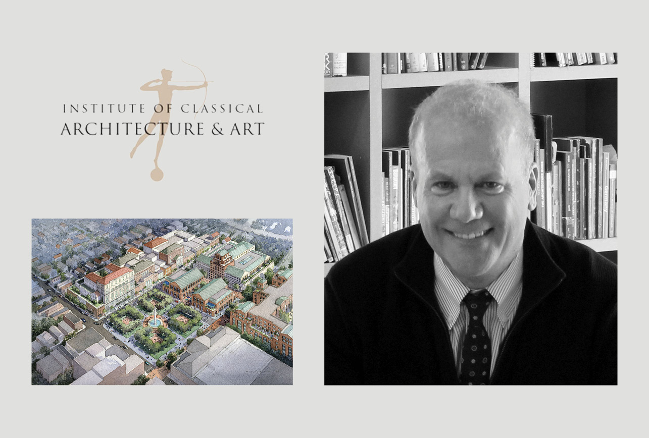 RAMSA Architects Discuss Courier Square in ICAA Seminar Series