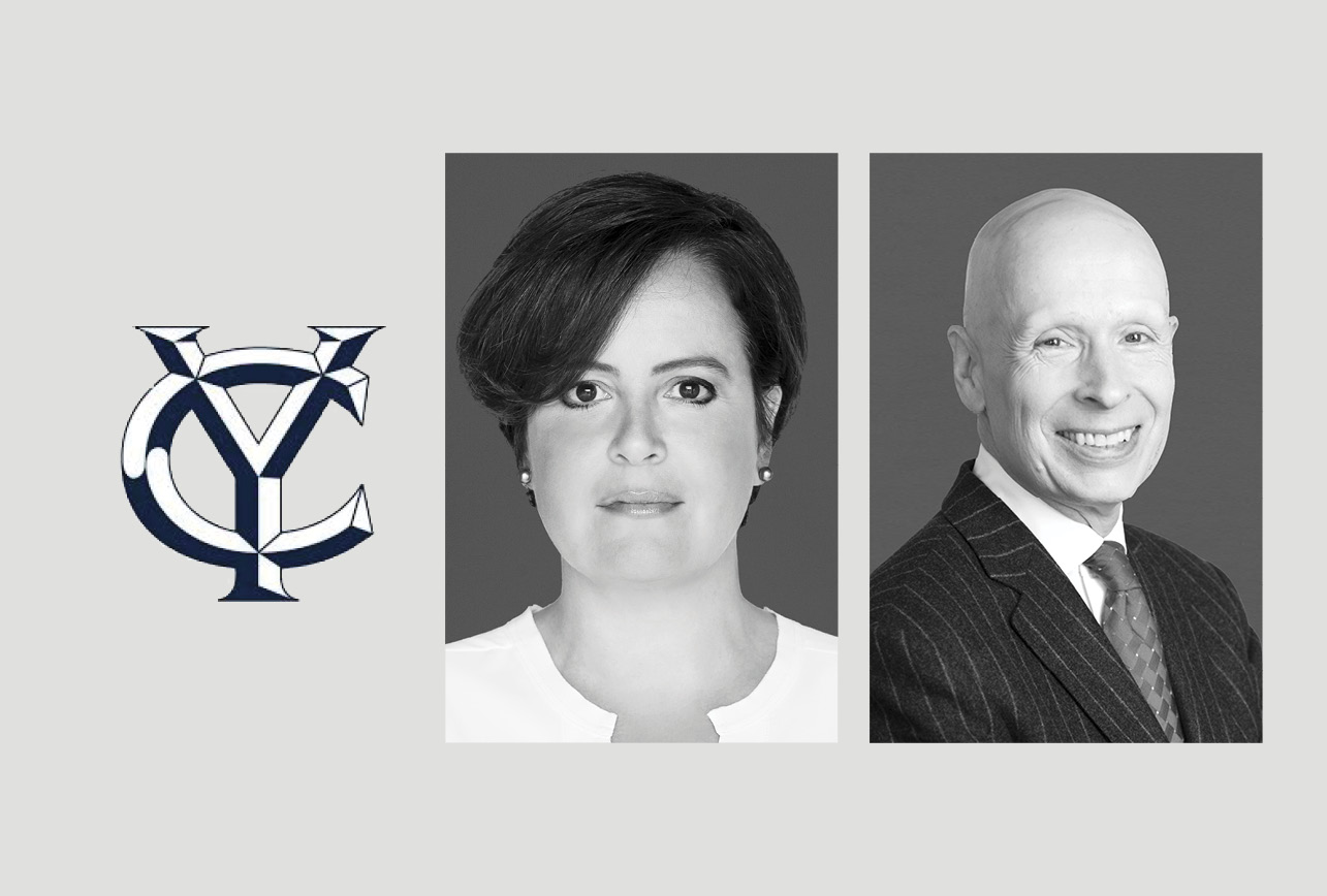Graham S. Wyatt and Melissa DelVecchio to Speak at the Yale Club of New York