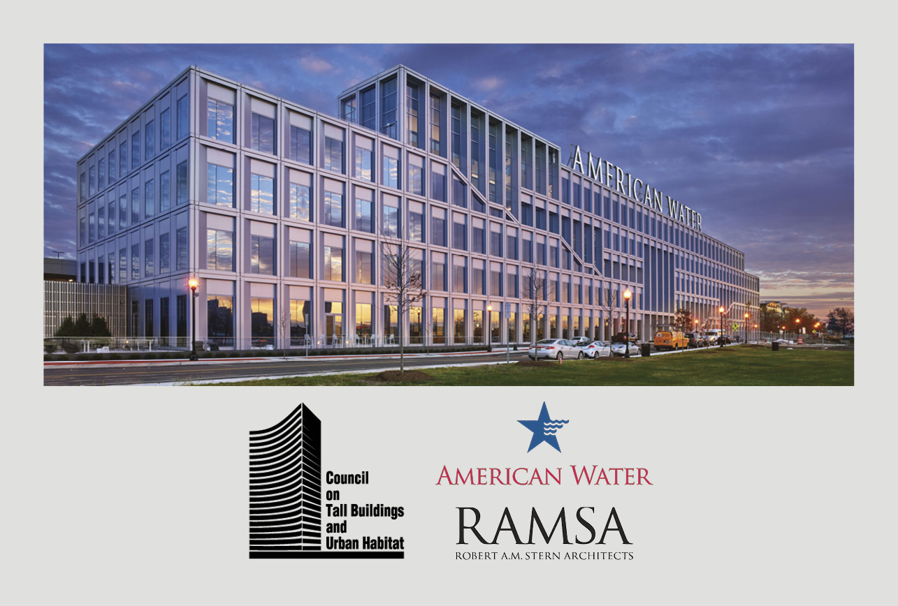 CTBUH Philadelphia to Host Presentation at American Water Headquarters in Camden