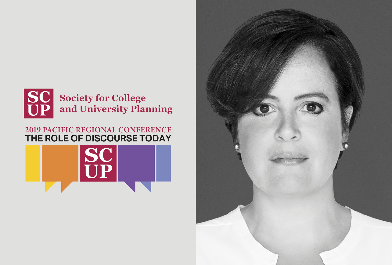 Melissa DelVecchio to Present at SCUP Pacific