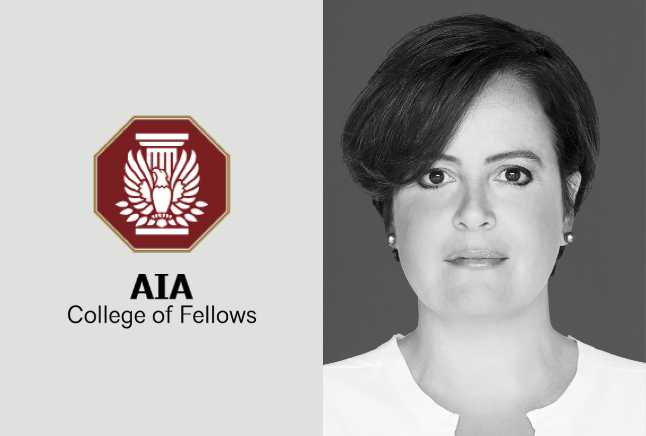 Melissa DelVecchio Elected to the AIA College of Fellows