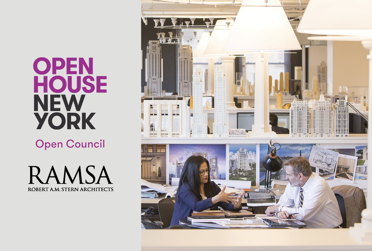 RAMSA to Host Open House New York's Open Council