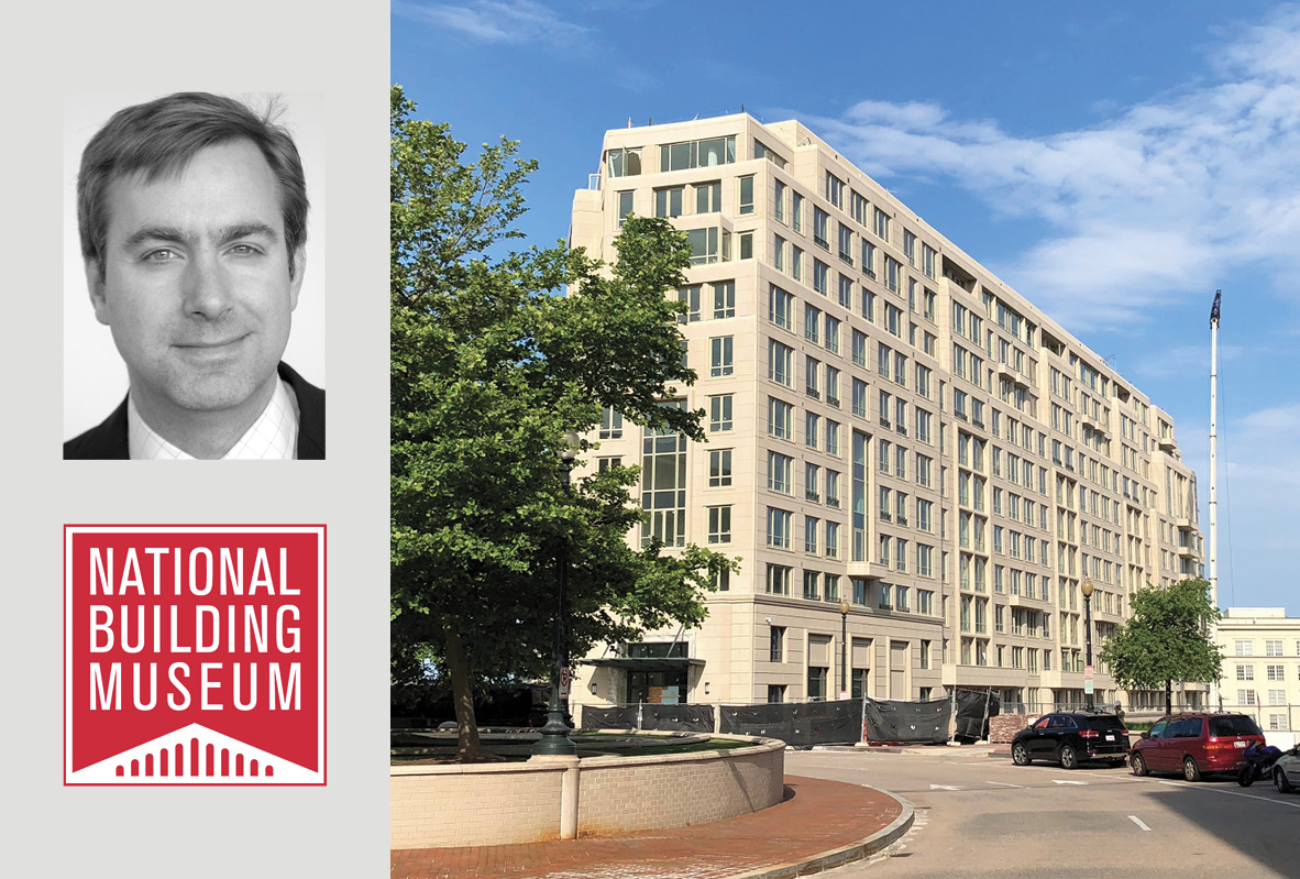 Sargent C. Gardiner to Lead National Building Museum Tour of 1331 Maryland