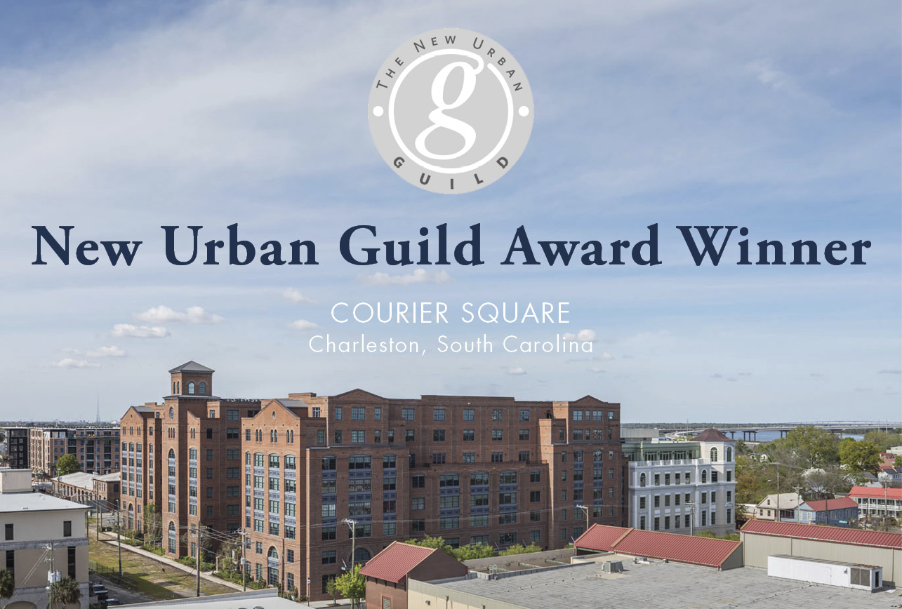 Courier Square Wins Inaugural New Urban Guild Award