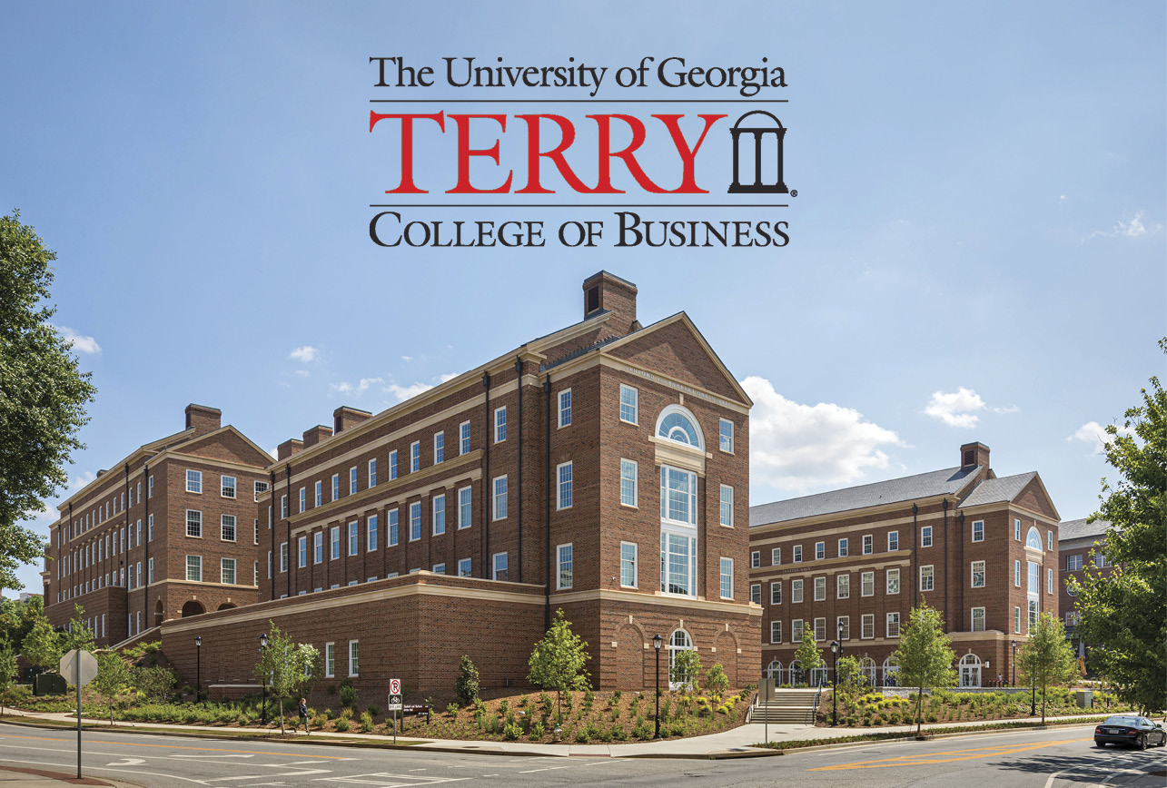 UGA's Terry College of Business Dedicates Ivester Hall and Orkin Hall at Business Learning Community