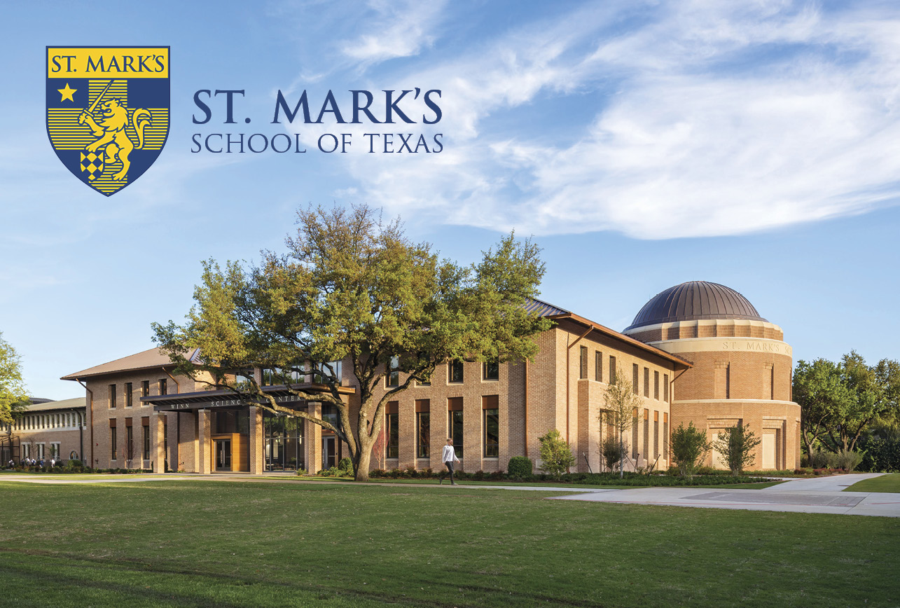 St. Mark's School of Texas Dedicates New STEM Block