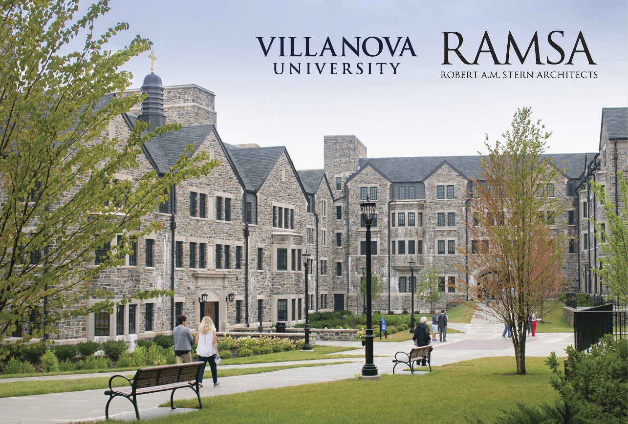 Villanova University Celebrates the Opening of The Commons