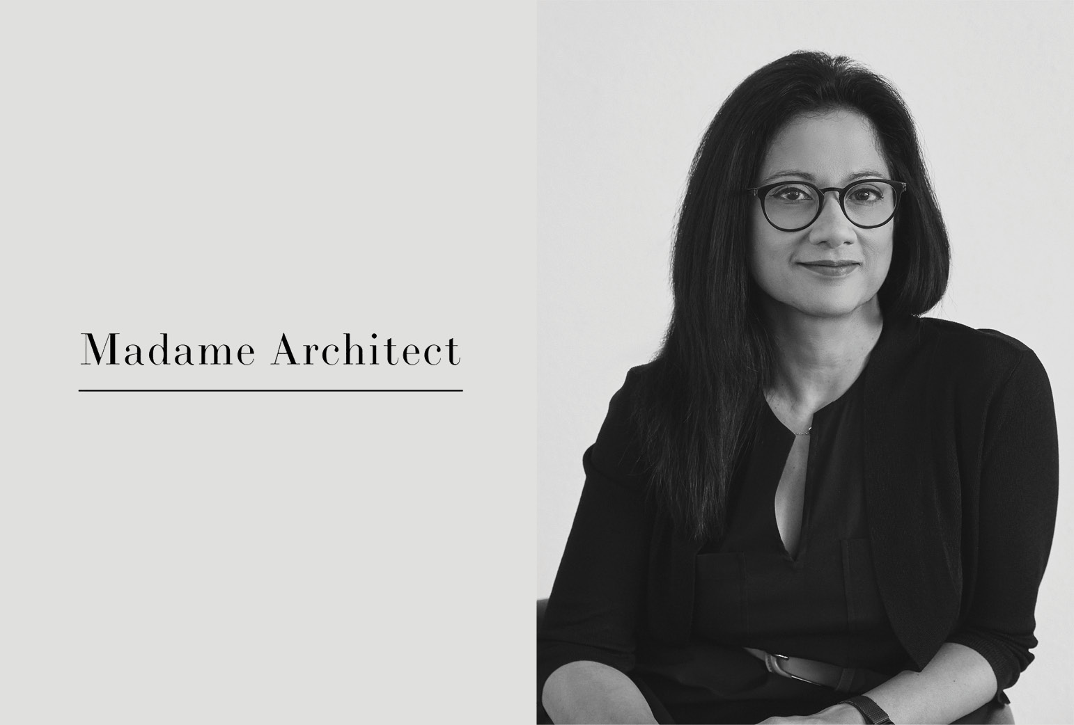 Bina Bhattacharyya Featured on Madame Architect