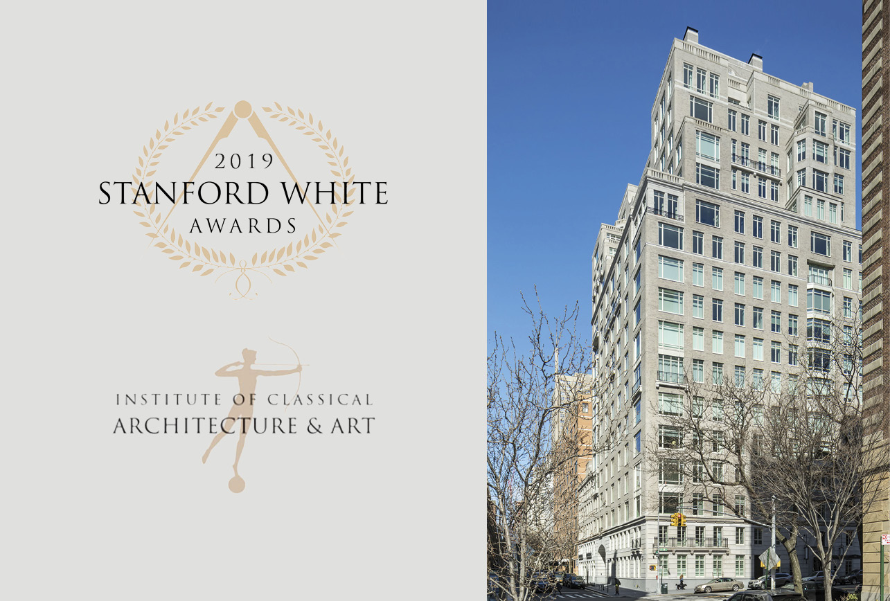 20 East End Wins 2019 Stanford White Award