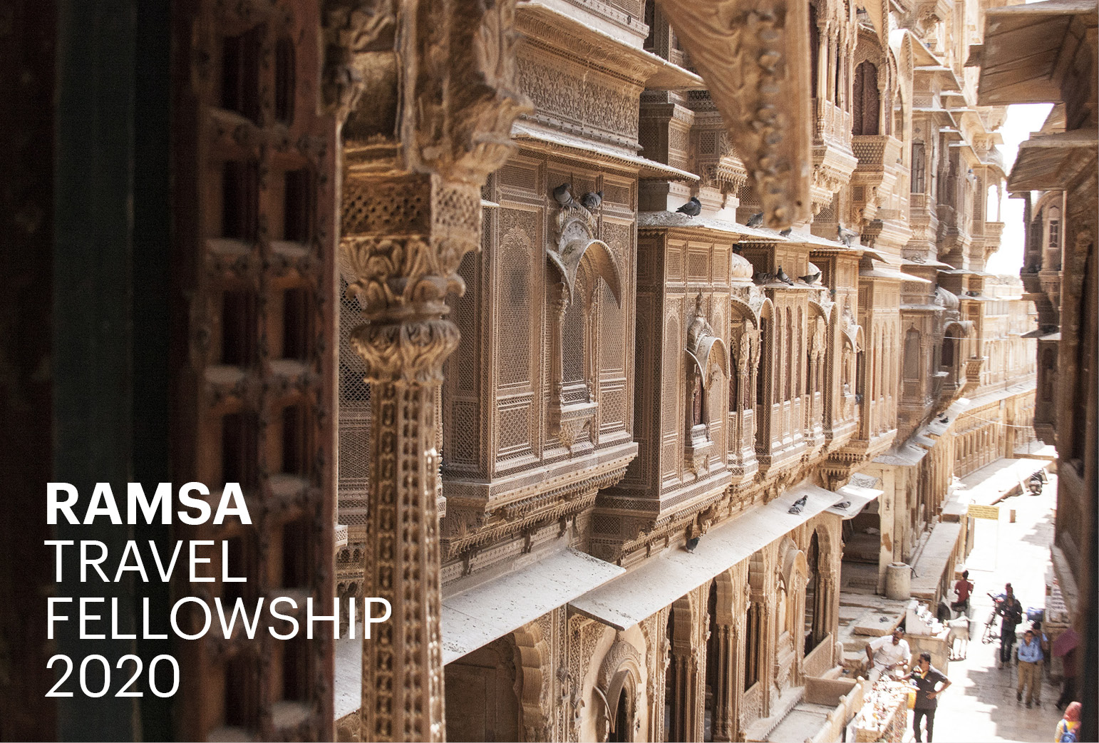 Robert A.M. Stern Architects 2020 RAMSA Travel Fellowship Call for Proposals Announced