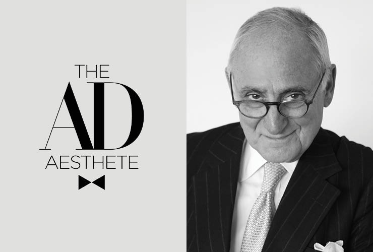"Robert A.M. Stern Discusses ""The Shingle Style"" on Today's Episode of The AD Aesthete"