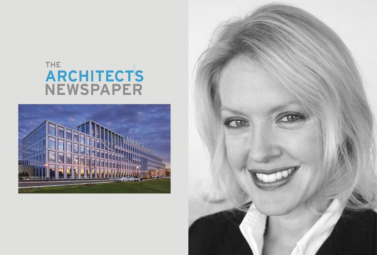American Water Headquarters Featured in The Architect's Newspaper