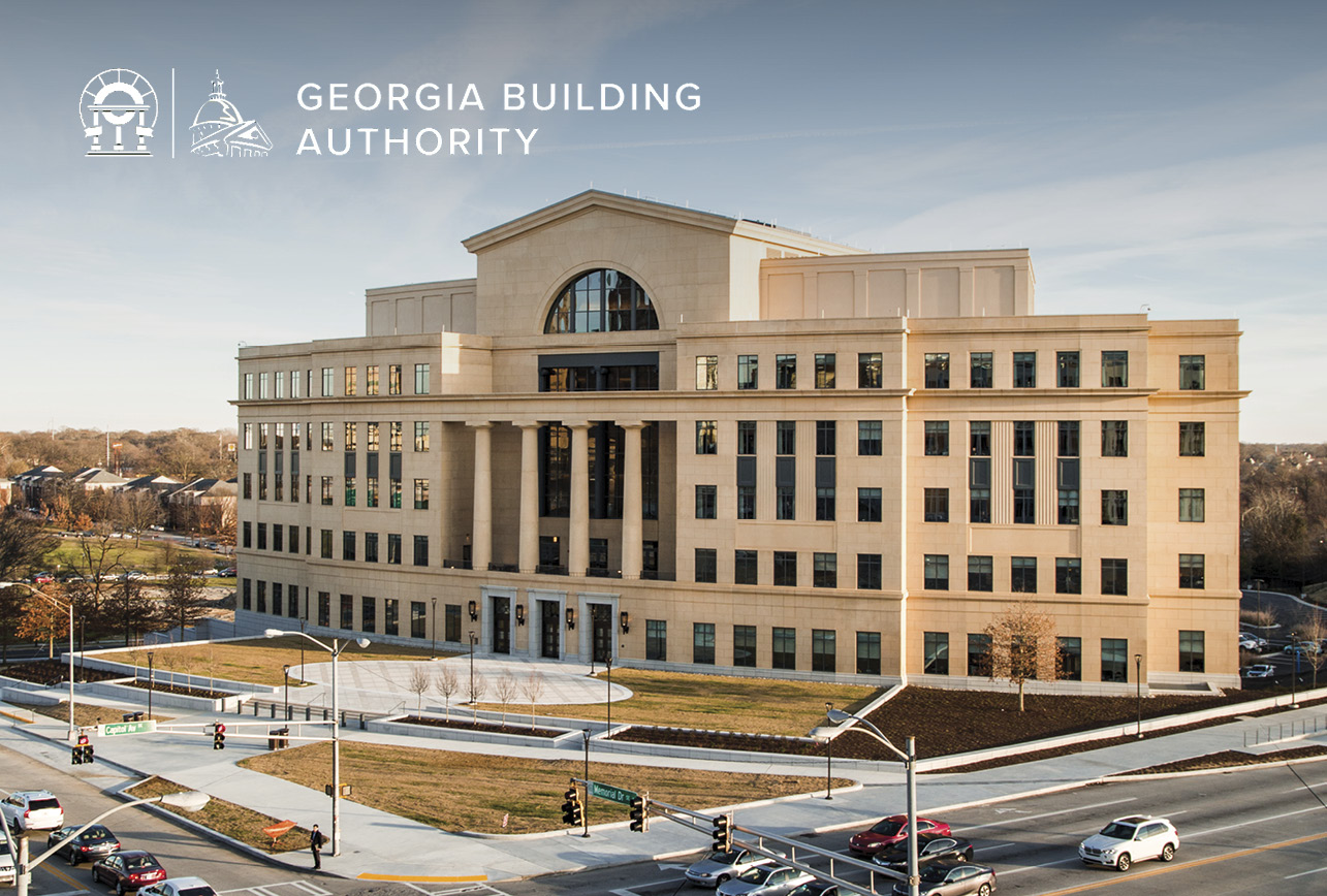 Georgia's Nathan Deal Judicial Center Dedicated